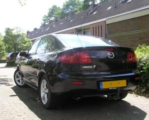 Mazda 3 Arnhem